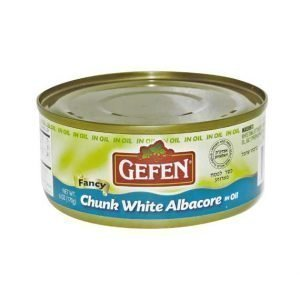 Gefen - Chunk White Albacore in Oil