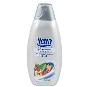 Hawaii - 2 in 1, Shampoo and Conditioner for Men