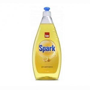 Sano - Spark Dishwashing Liquid Lemon