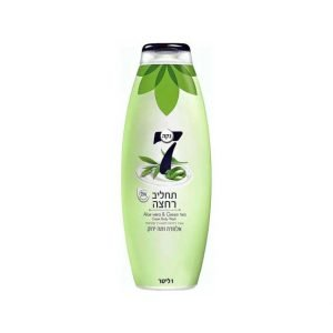 Neca 7 - Aroma Aloe Vera Green Liquid Body Wash - סבון גוף - נקה 7