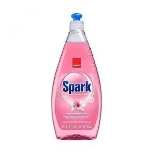 Sano - Spark Dishwashing Liquid Almond Blossom