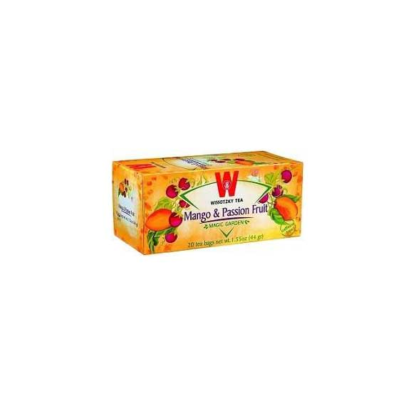 Wissotzky Tea Fruit Galore Tea Box of 20 bags