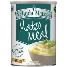 Yehuda Matzo Meal, 16oz Canister
