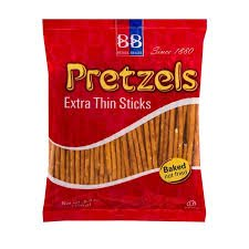 Beigel Beigel - Extra Thin Sticks With Salt