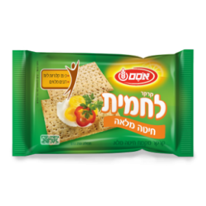 Osem - Sunny Wheat Cracker, Whole Wheat, 8.8-Ounce Package - קרקר חיטה
