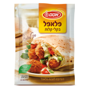 Osem Falafel Mix, פלאפל מיקס אסם