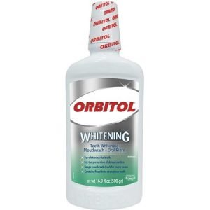 Orbitol Mouthwash, 16.9 Fl Oz
