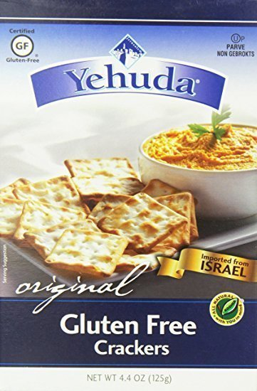 Yehuda Gluten Free Original Crackers 4.4oz