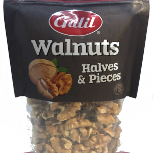 Galil- Walnuts Halves & Pieces 5oz