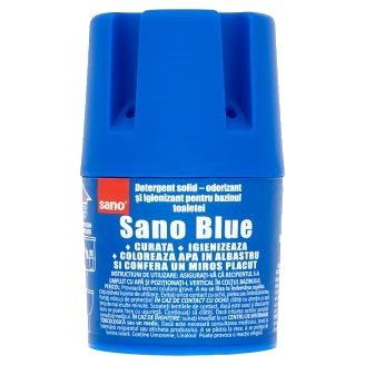 Sano Blue Hygienic Toilet Soap for the Water Tank 5.29oz