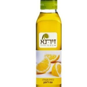 Zeta - Extra Virgin Olive Oil - Lemon - 250ml