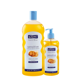 Dr. Fischer - Sensitive Baby Tear-less Shampoo 1l