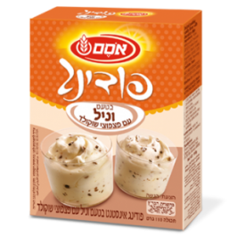 Osem- Instant Pudding Vanilla & Chocolate Chip