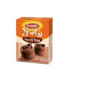 Osem - Pudding, Belgium Chocolate Flavor