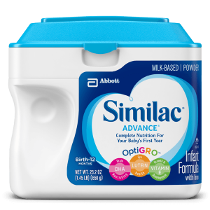 Similac - Advance Infant Formula Powder with Iron